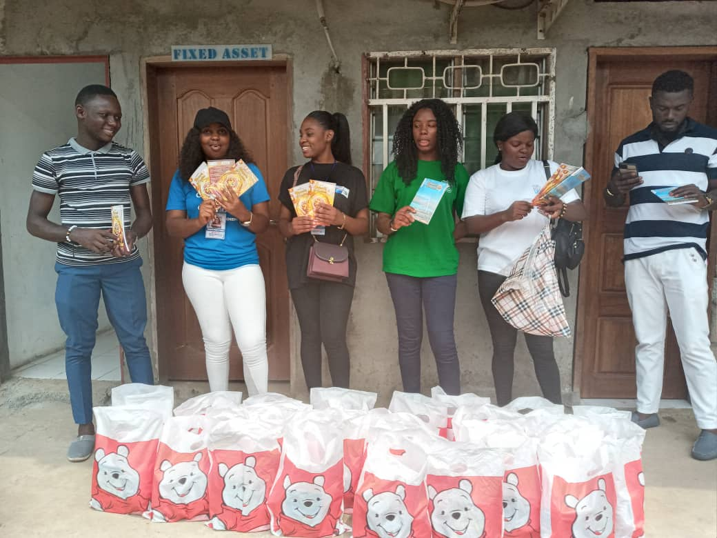 Light of Hope Campaign Cameroon