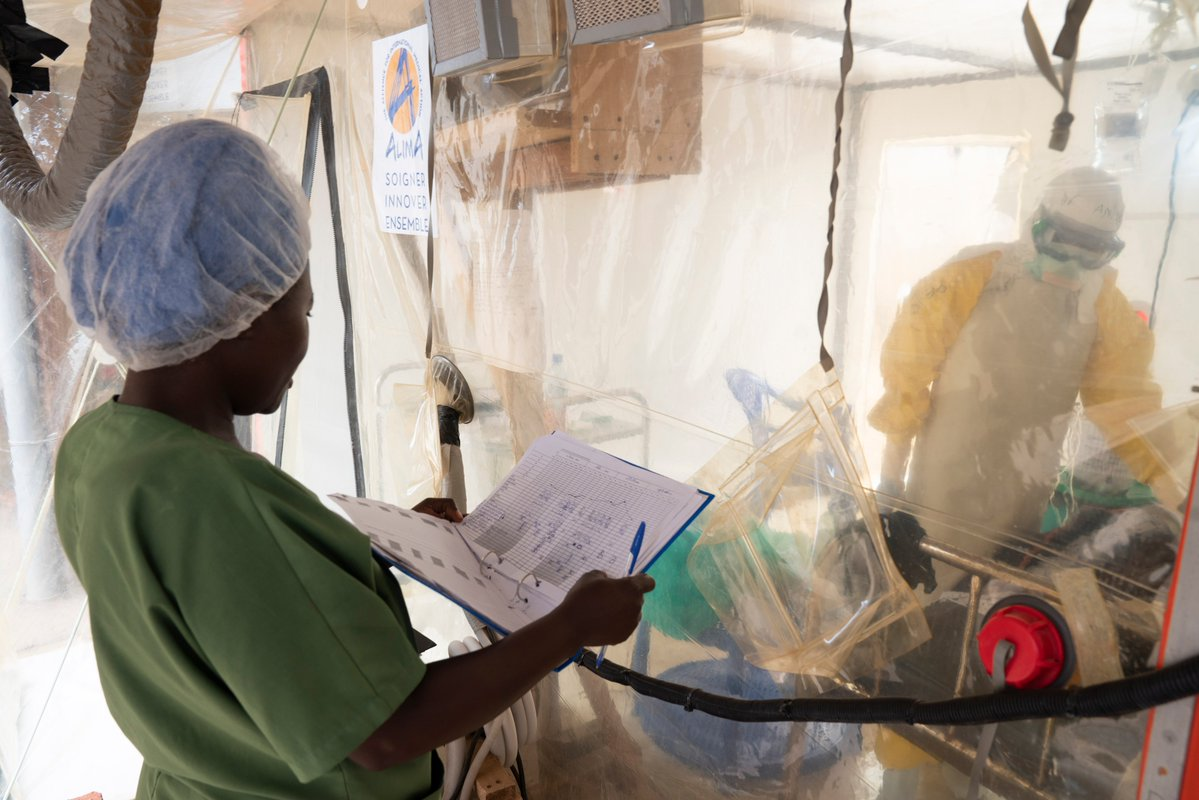 10 KEY POINTS ABOUT THE EBOLA VIRUS INFECTION