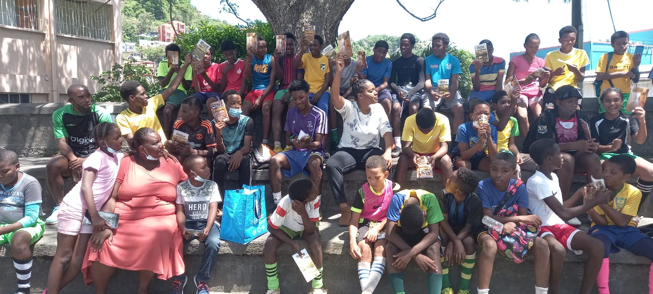 Expressions of Love at St. Vincent and the Grenadines