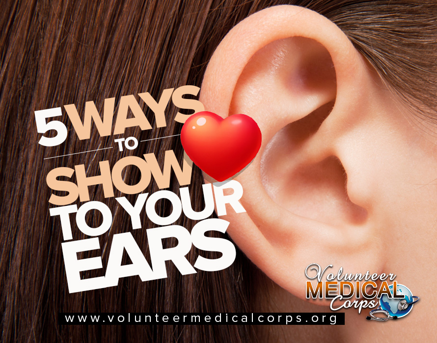 5 Ways to Show Love to Your Ears