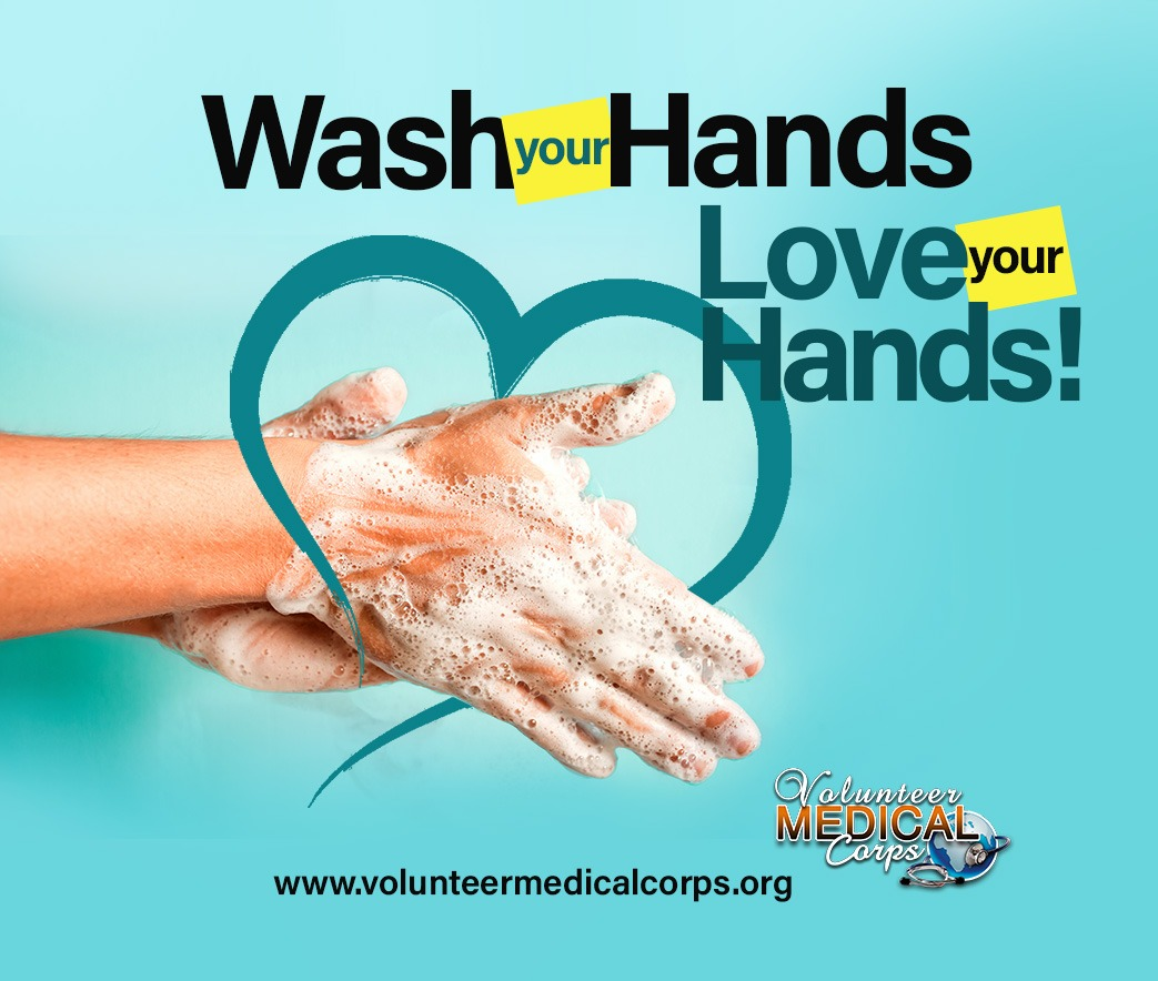 Wash Your Hands, Love Your Hands