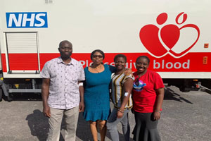 GLOBAL VOLUNTARY BLOOD DONATION CAMPAIGN UPDATES