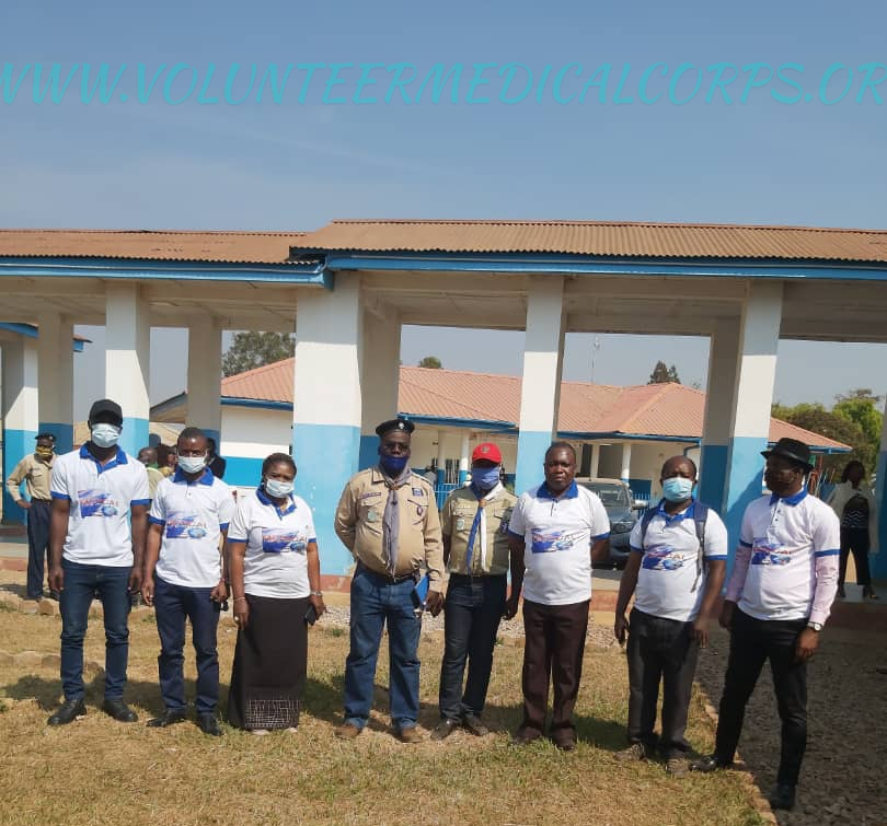 VMC CONGO CARRIES OUT VOLUNTARY BLOOD DONATION EXERCISE