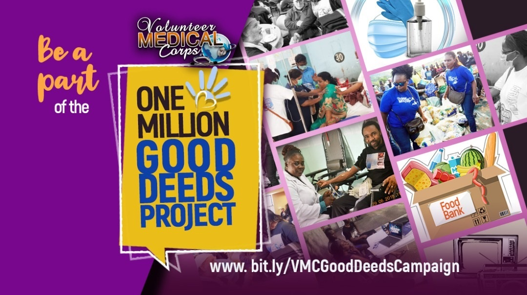 VMC 1 MILLION GOOD DEEDS CAMPAIGN