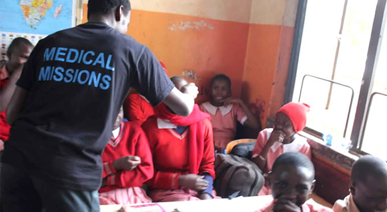 VMC Kenya Chapter carries out Massive Deworming Exercise in Nairobi