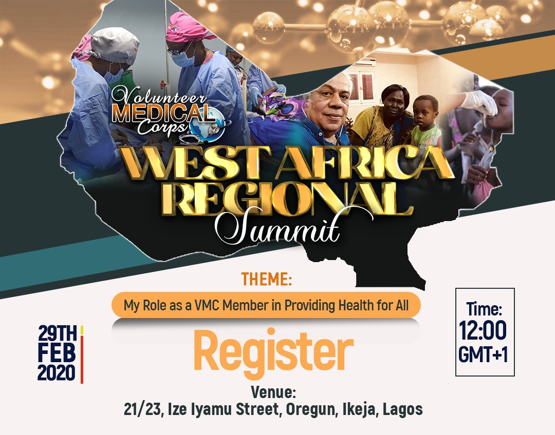 VMC WEST AFRICA REGIONAL SUMMIT 2020
