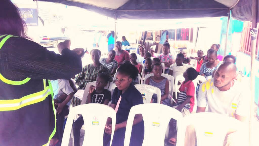 Deworming Exercise by VMC Port Harcourt Zone 1