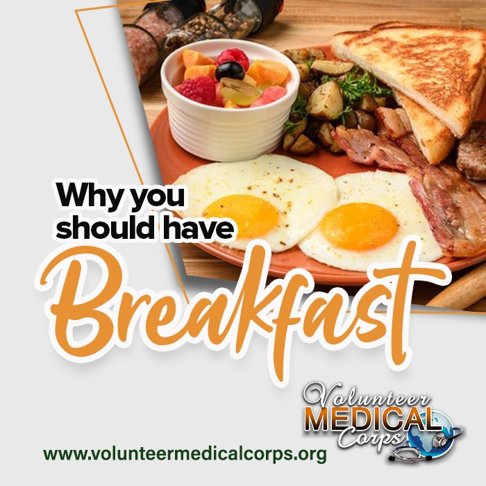 Why you should have Breakfast