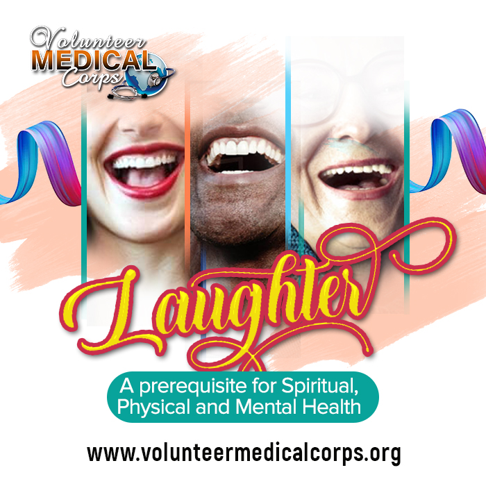 Laughter (A prerequisite for Spiritual, Physical, and Mental Health).
