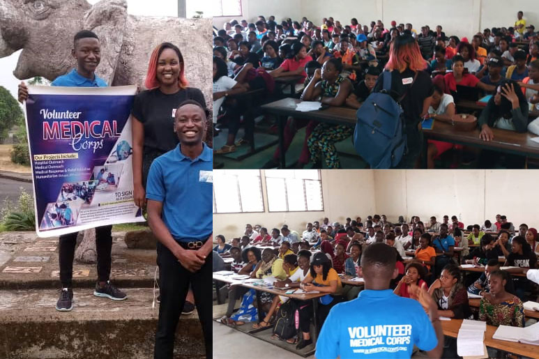 CANCER PREVENTION CAMPAIGN UPDATES IN CAMEROON