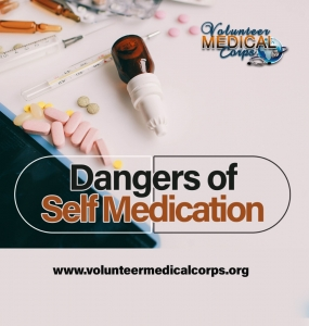 DANGERS OF SELF MEDICATION