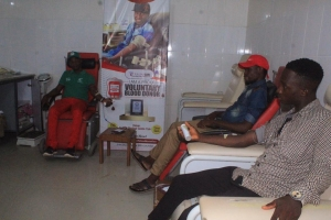 BLOOD DONATION COTONOU