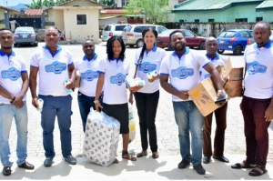 VISIT TO UNITY CLINIC AND MATERNITY ABUJA, NIGERIA