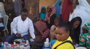 VMC Bauchi Chapter takes medical care to Sabon Kaura Community