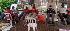 Blood Donation Naalya Uganda