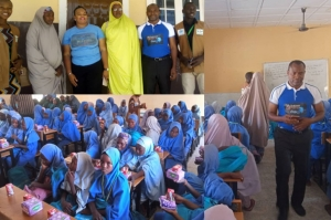INTERNATIONAL DAY OF THE GIRL CHILD OUTREACH