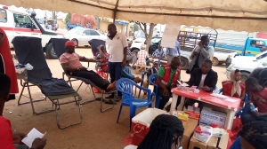 VMC Lowero chapter organizes voluntary Blood Donation