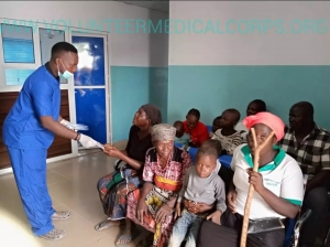VMC Yola Carried Out A Special Community Medical Outreach