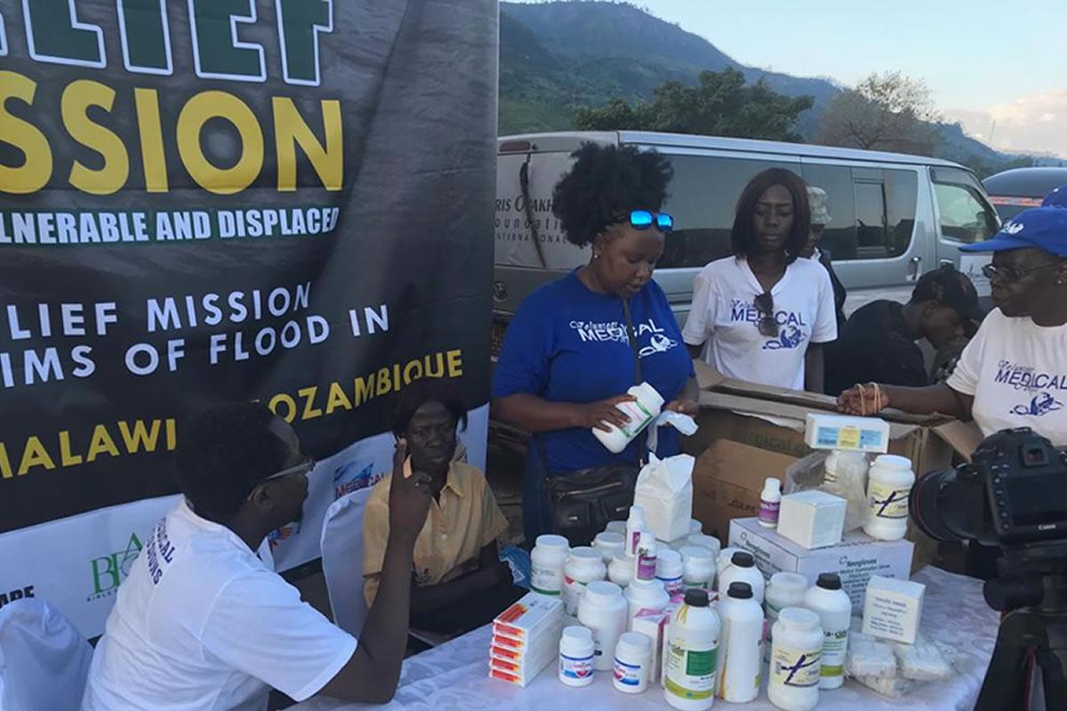 COFI-VMC Relief Missions